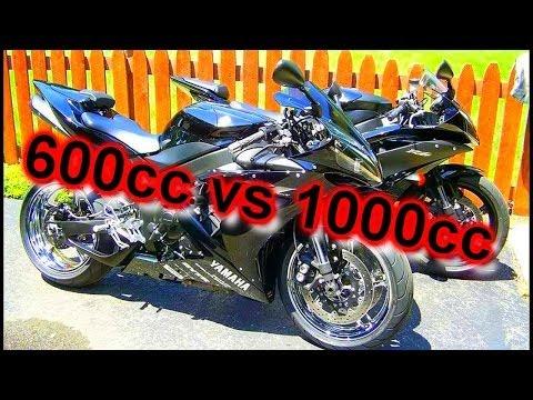 600 vs 1000cc sportbike