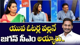 Reasons Behind the YSRCP Great Victory in AP Elections 2019 | YS Jagan