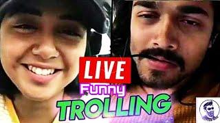 BB Ki Vines TROLLS MostlySane LIVE  Bhuvan Bams Vi