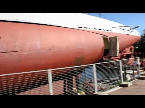 Fake Travel Guide: Submarine at Suomenlinna, Helsinki