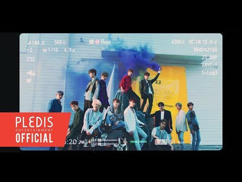 Download  M/V SEVENTEEN세븐틴 - HIT Gratis, download lagu terbaru