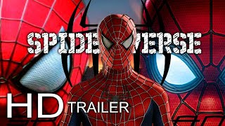 Spiderman: Spiderverse - Official Trailer (Dob Español Latino)