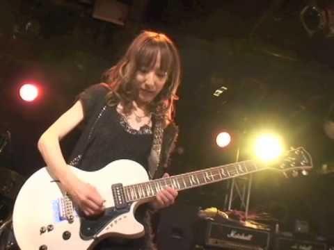 """【続編】Guitar Girl Jikki """"Beat It Guitar Solo"""" * ビートイットのギターソロ☆"""