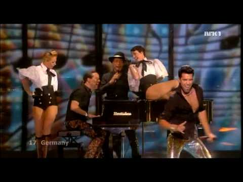 Germany - Final - Eurovision 2009 (HD)