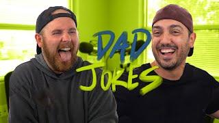 DAD JOKES - KSBJ Morning Show VS KSBJ Afternoon Show