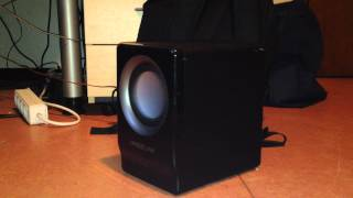 SpeedLink Subwoofer Blowing ᴴᴰ