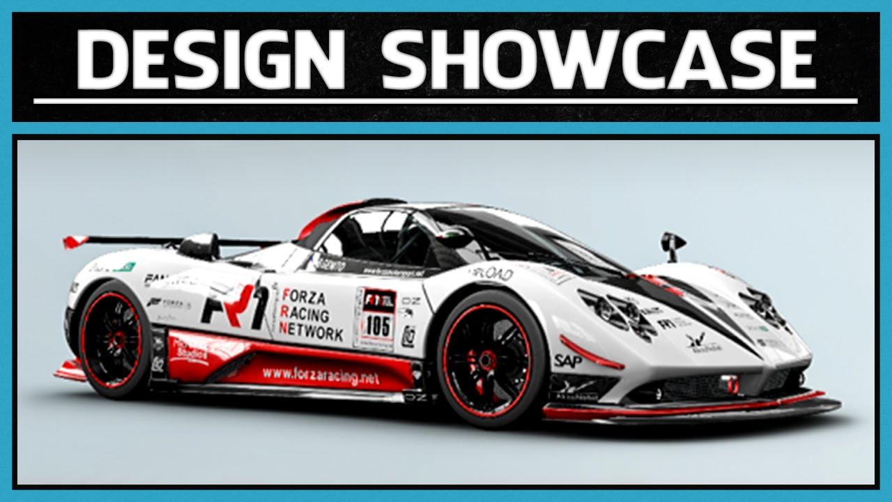 Forza motorsport дизайны