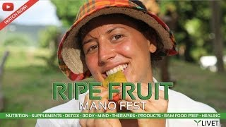 ANTIGUA MANGO FESTIVAL & RIPE LOCAL FRESH MANGO TASTING REVIEW ◦ LIVET.tv with TONAMY & TOMMY