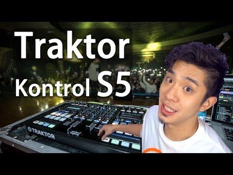 我的御用 DJ 設備 - Traktor Kontrol S5 - My Favorite DJ Equipment!