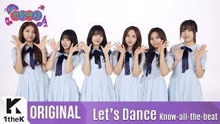 download lagu Let's Dance: Gfriend여자친구 _ Summer Rain여름비 gratis