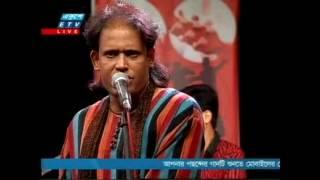 Mon Mojale Ore Baula Gaan (মন মজালে ওরে বাউলা গান) - Fakir Shahbuddinl- Live