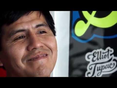#Másperuanoque: Elliot Tupac es más peruano que el cartel chicha