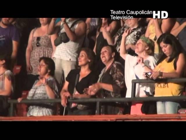 LOS VAZQUEZ EN VIVO TEATRO CAUPOLICAN 2011