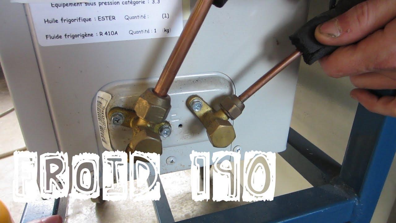 Froid190 climatiseur mono split compl ment d 39 information for Installer un climatiseur split
