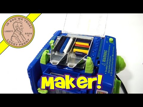 Crayola Crayon Maker Set - Make Your Own Crayons!