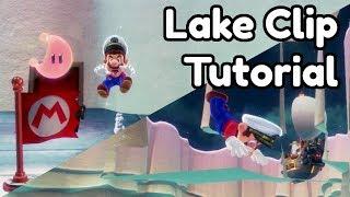Super Mario Odyssey - Lake Clip - Advanced Strategy Tutorial