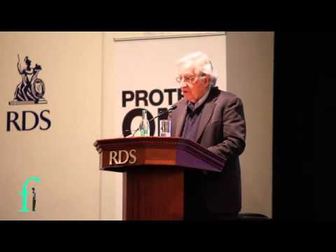 Noam Chomsky: Solidarity & the Responsibility to Protect