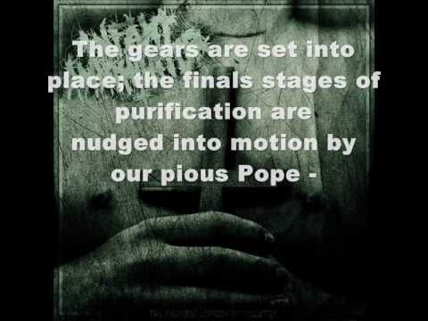 Infant Annihilator - Cuntcrusher (lyrics)