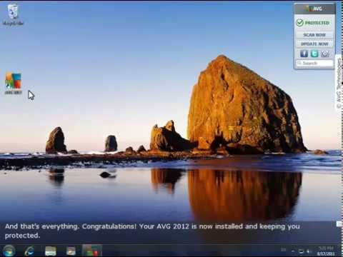 AVG 2013 | Antivirus and Internet Security | AVG Serial Key 2013
