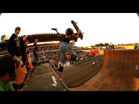Tony Hawk's Sacramento Vert Demo