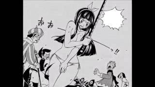 Fairy Tail - Kagura / Alvarez Empire arc.