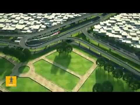 Lahore Azadi Chowk Interchange [Construction]