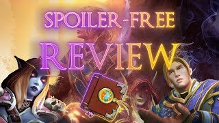 World of Warcraft: Before the Storm | Spoiler-Free Review - Battle for Azeroth Prelude