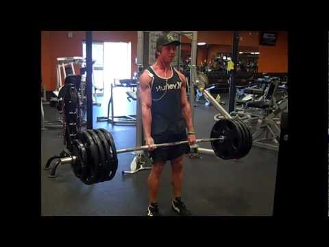 Deadlift Highlight Before my Powerlifting Meet & Cody Raw Bench Pressing 405lbs! Image 1