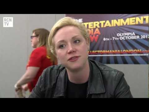 Game Of Thrones Brienne of Tarth - Gwendoline Christie Interview