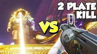 The Prospector VS Calus! 2 Plate Kill [Destiny 2]
