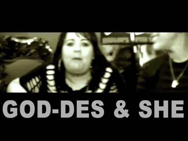Afterhours Underground w/ God-Des & She