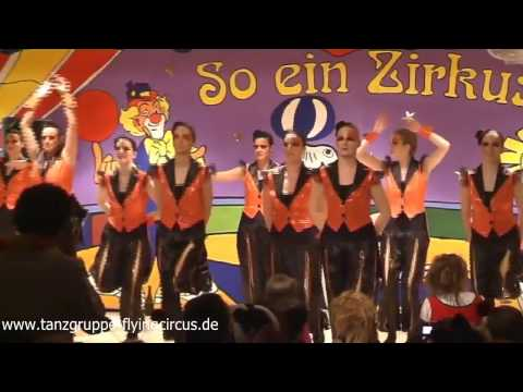 "Stars in der Manege - Showtanzgruppe ""The Flying Circus""- 2011"