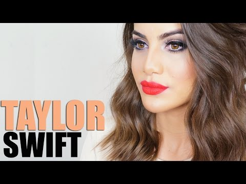 Maquiagem Taylor Swift (inspired)!