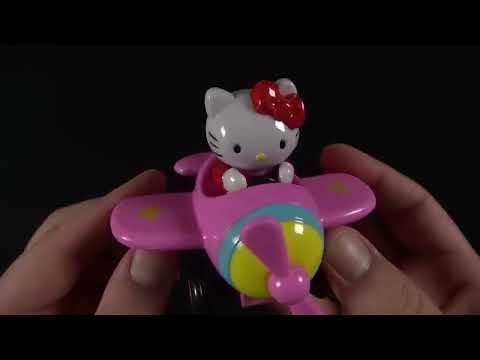 Hello Kitty - Candy Toys [Mega Unboxing]