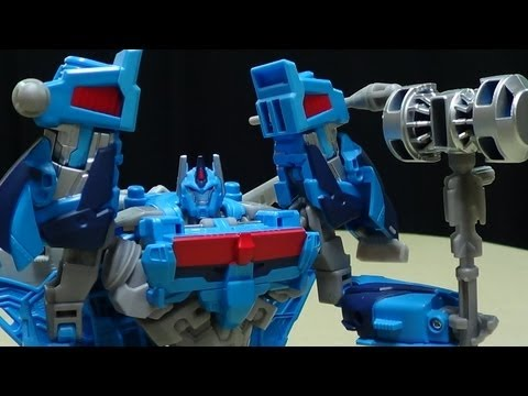 Transformers Prime Beast Hunters Voyager ULTRA MAGNUS: EmGo's Transformers Reviews N' Stuff