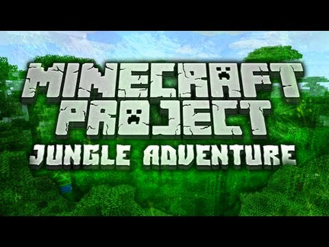 Minecraft: Jungle Adventure #02 Music Videos
