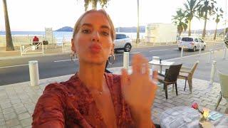 Mijn eerste vakantie vlog: Cannes - Lisa van Cuijk - Vlog 09