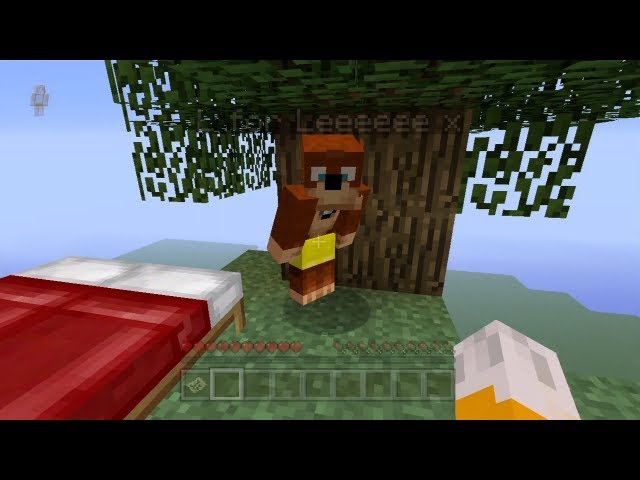 Minecraft Xbox - Skyblock Map - The First Challenge - Part 1