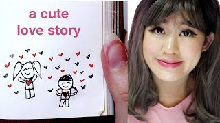 A Love Story Flipbook