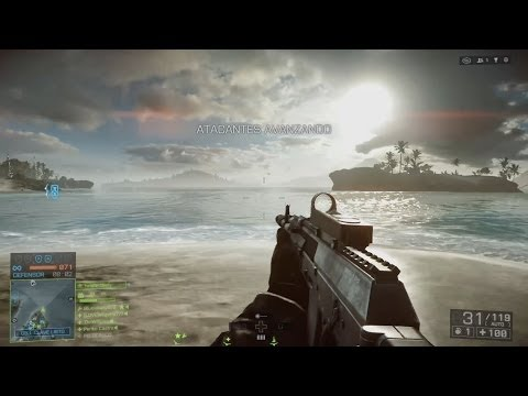 XBOX ONE - BATTLEFIELD 4: ASALTO EPICO |WILLYREX Y VEGETTA|