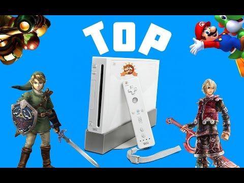 Top 10 Los Mejores Juegos De Nintendo Wii 2016