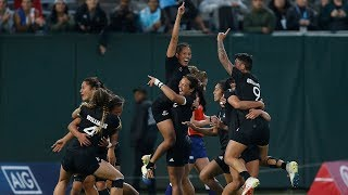 REACTION: World Cup glory for Black Ferns Sevens