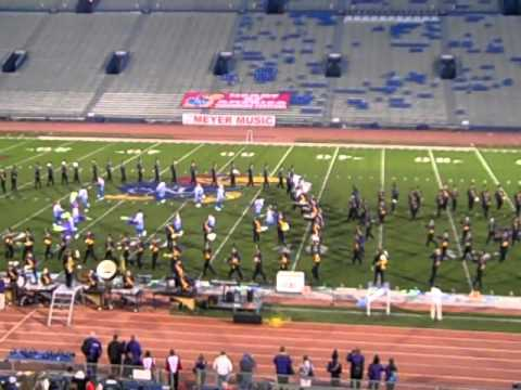 Valley Center High School Band - 2011 Heart of America Marching Festival