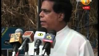 Newsfirst Prime time 8PM  Shakthi TV news 20th August 2014