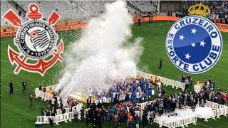 Final Copa do Brasil - CORINTHIANS X CRUZEIRO!! #GOLS #VLOG