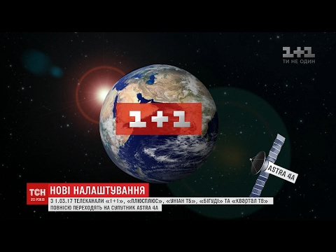 Настройка антенн и конверторов на спутники