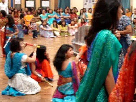 Sanedo - Gujarati Garba Navratri 2008