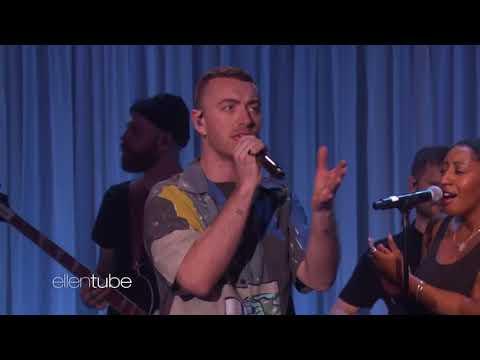 Sam Smith Performs 'Pray'