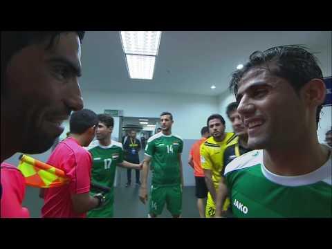 Iraq v Saudi Arabia (2018 FIFA World Cup Qualifiers)