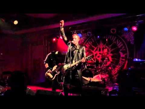 Nim Vind - The Radio-Active Man -Hell Nights 2015 - Das Bett Frankfurt